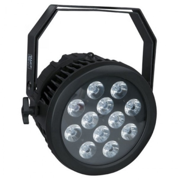 Showtec Helix 1800 Q4 12 x 4-in-1 RGBW 10W