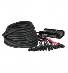 DAP Audio CobraX 24/4 30 m StageSnake