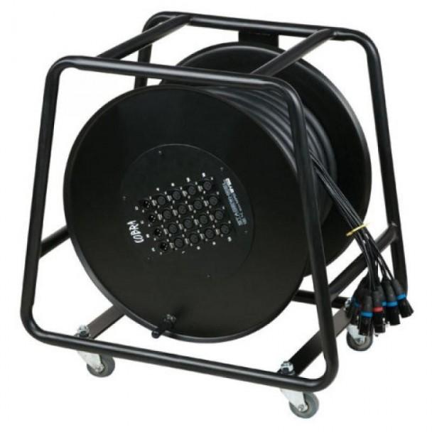 DAP Audio CobraX Stagewheel 16/4 30 m
