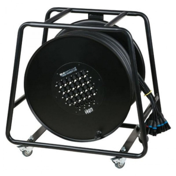 DAP Audio CobraX Stagewheel 24/4 50 m