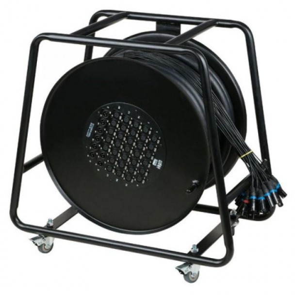 DAP Audio CobraX Stagewheel 32/8 30 m