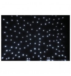Showtec Stardrape White LED