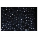 Showtec Stardrape White LED