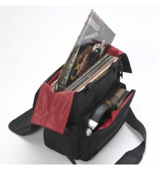 Magma LP-Bag 40 II (Black/Red)