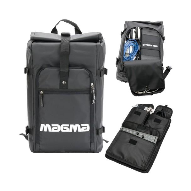 Magma Rolltop-Backpack III (Black)