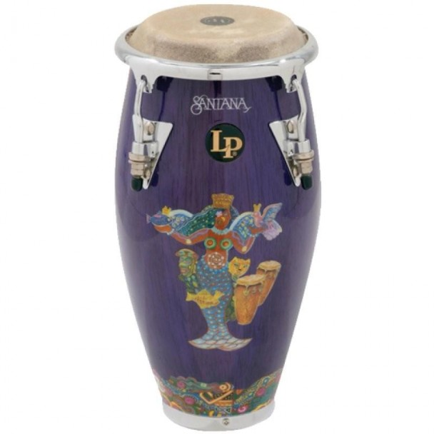Latin Percussion Santana Wood Conga Mini