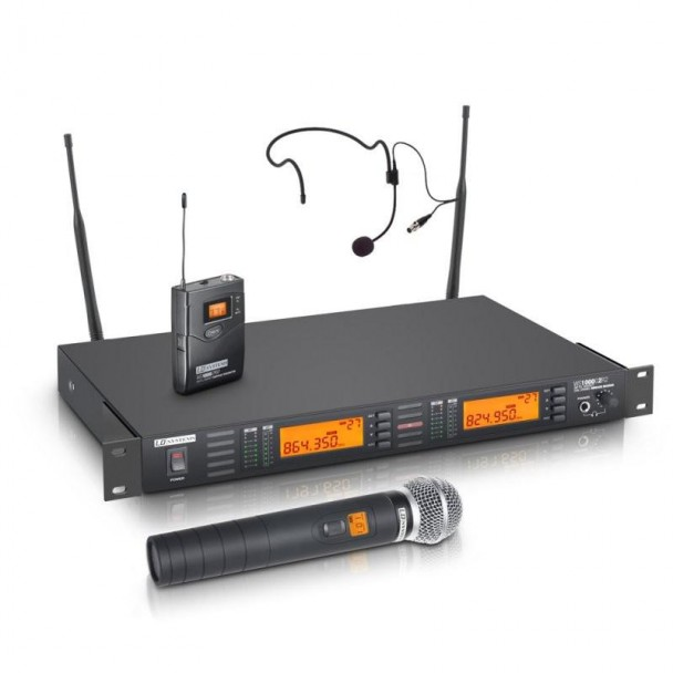 LD Systems WS 1000 G2 HBH2