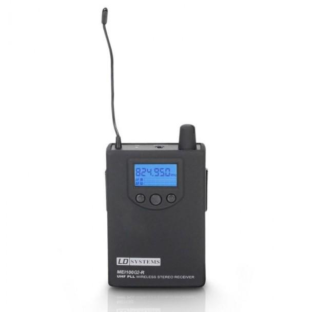 LD Systems MEI 100 G2 BPR