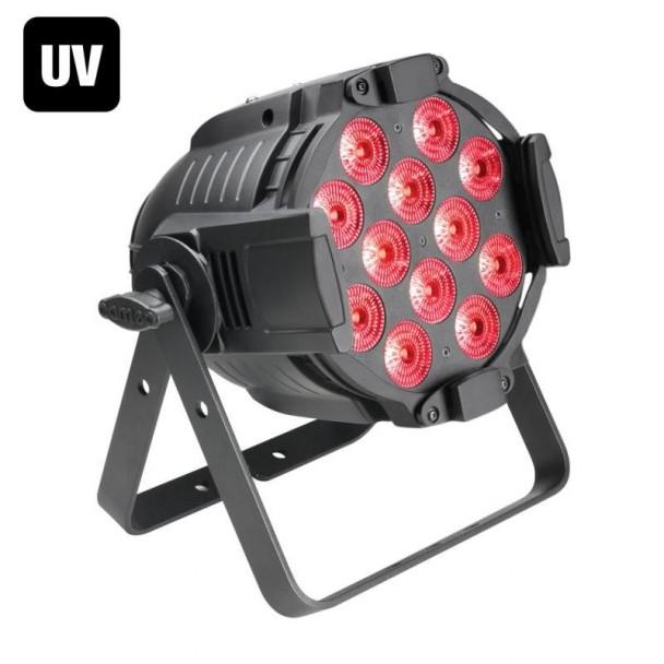 Cameo PAR 64 Can RGBWA+UV 12W