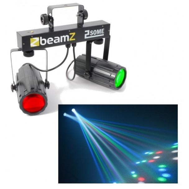Beamz 2-Some Light Set 2x57