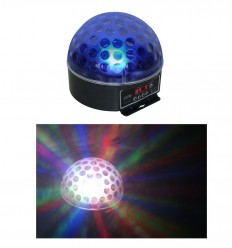 Beamz Magic Jelly DJ Ball DMX