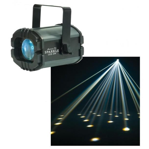 American DJ Sparkle LED 3W