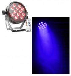 Beamz BT310 PAR 12 x 8 W LEDs RGBWA