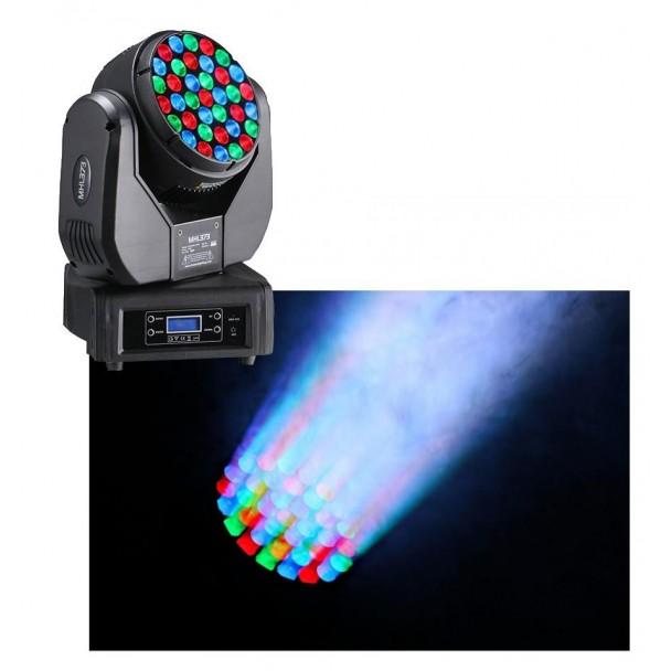 Beamz MHL373 37 x 3W RGB