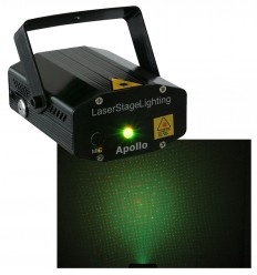 Beamz Multipoint Laser Apollo