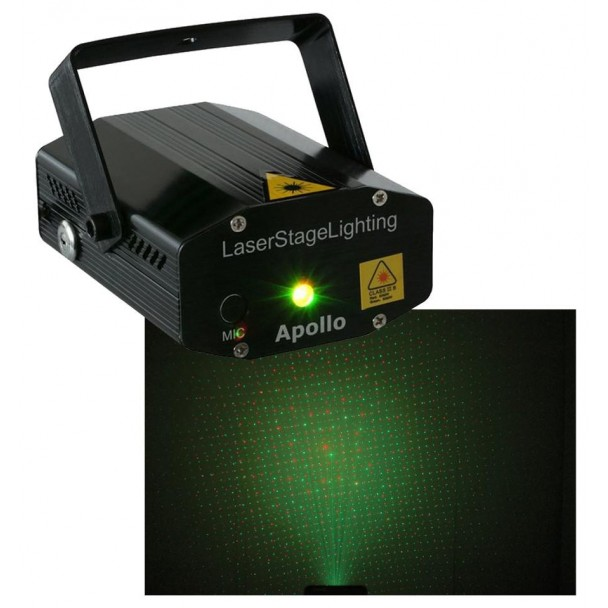 Beamz Multipoint Laser Apollo