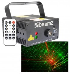 Beamz Surtur Red Green Gobo