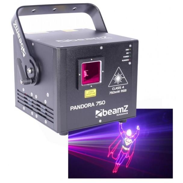 Beamz Pandora 750 TTL