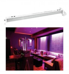 Eurolite LED BAR-252 RGB 10mm white