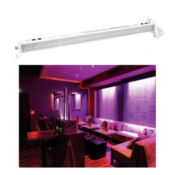 Eurolite LED BAR-252 RGB 10mm white