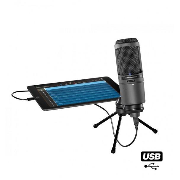 Audio Technica AT2020 USBi
