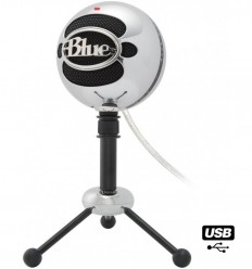 Blue Microphones Snowball - Brushed Aluminum