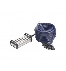 DAP Audio XLR Multisnake 24 in 4 out