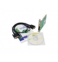 Eurolite PCI sending card and software