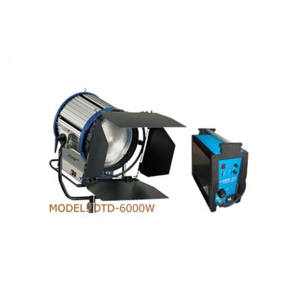 High Efficiency Design DTD-6000 HMI
