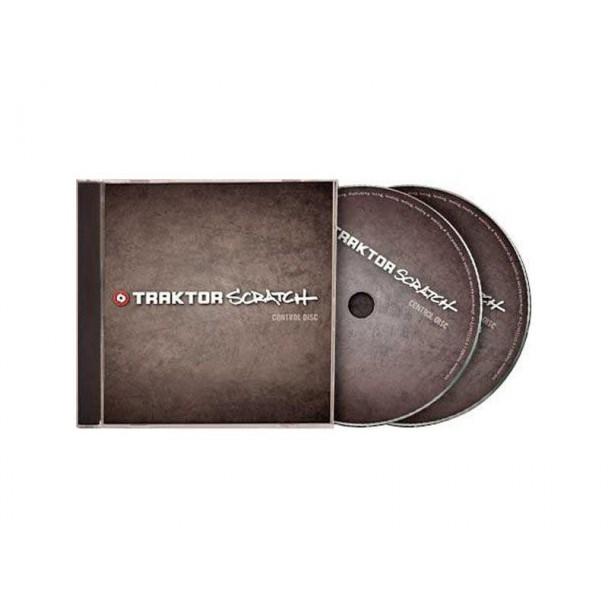 Native Instruments Traktor Scratch Control CD