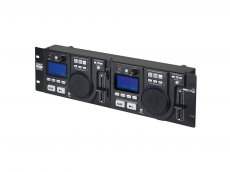 MP3 Player dual - DAP Audio - DS-200MP3