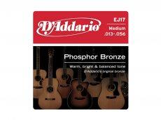 Corzi chitara acustica - D-Addario - EJ17