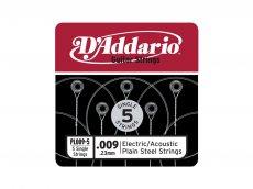 Corzi chitara electrica - D-Addario - PL009-5