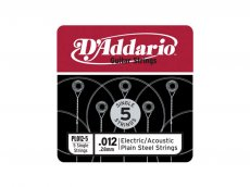 Corzi chitara electrica - D-Addario - PL012-5