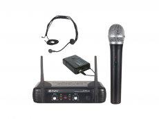Set microfon wireless - SkyTec - STWM712C VH