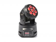 Moving head wash LED - Beamz - MHL-74