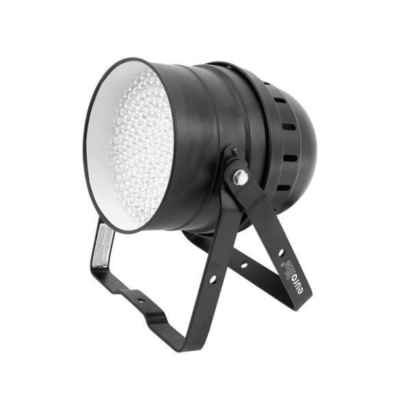 Eurolite LED PAR-64 RGB 10mm Floor Bk