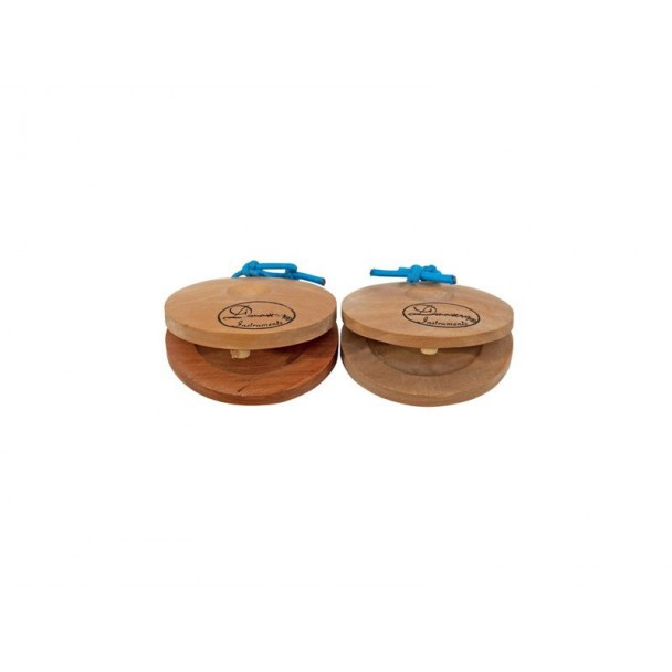 Dimavery Castanets wood/pair