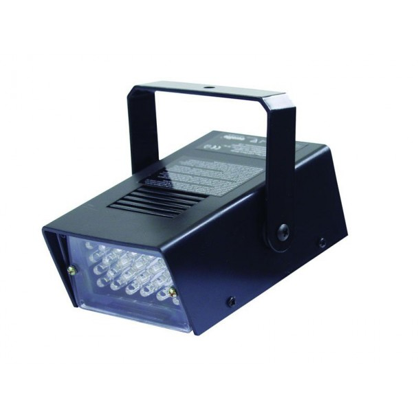 Eurolite LED disco strobe white