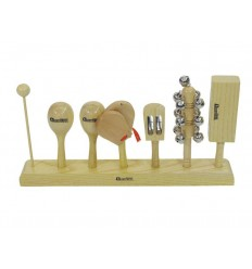 Dimavery Percussion-Set I, 6 pcs.