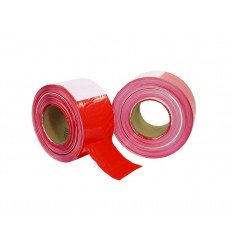 Eurolite PP barrier tape red/white