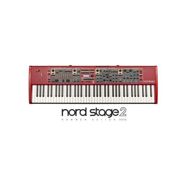 Clavia Nord Stage 2 HA 76