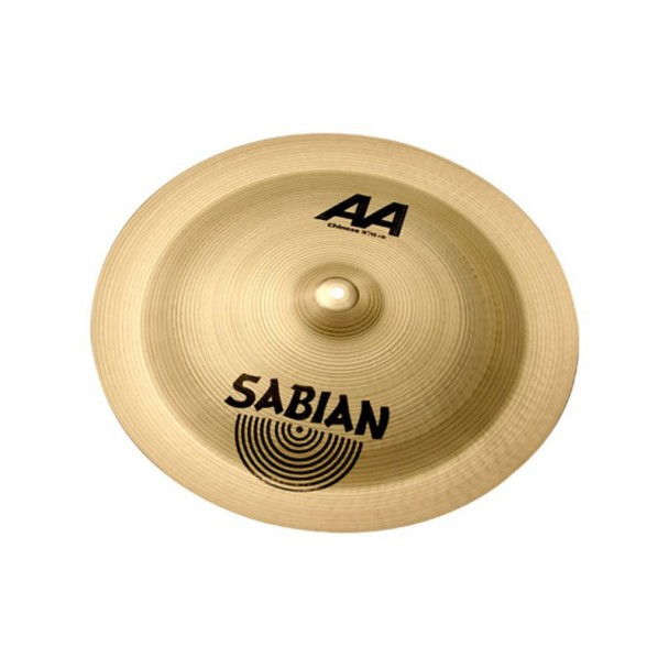 "Sabian AA Chinese 18"""