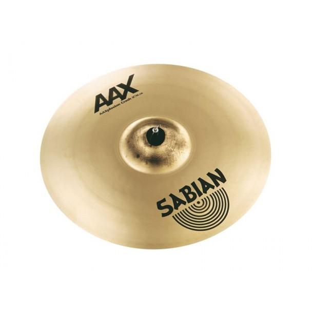 """Sabian AAX X-Plosion Crash 18"""""""