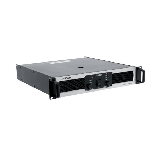PSSO HP-3200 amplifier