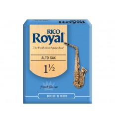 Rico Royal Alto Sax 1.5