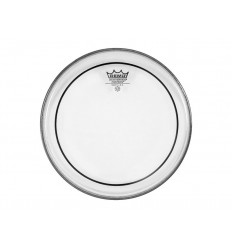 """Remo Pinstripe 16"""" Batter Clear"""