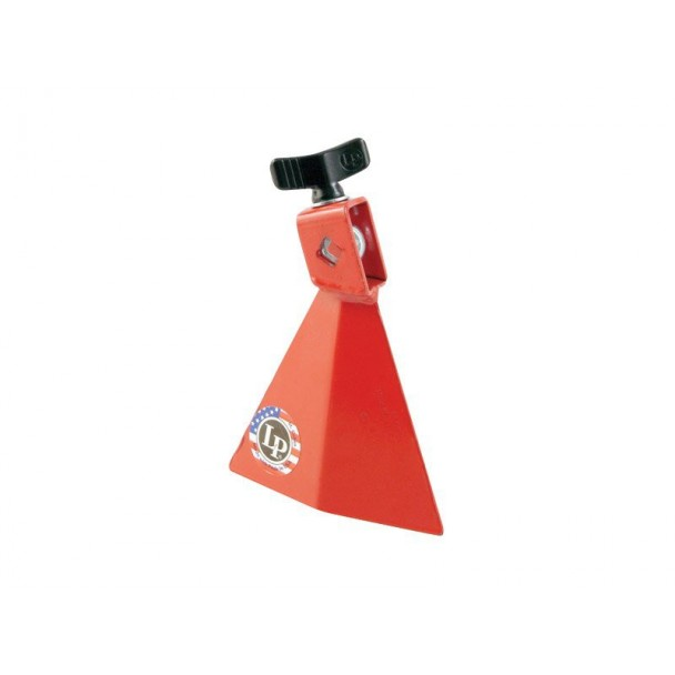 Latin Percussion LP1233 Jam Bell - Red Low Pitch