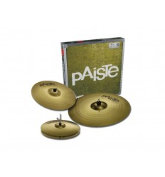 "Paiste 101 Brass Universal Set 14""/16""/20"""