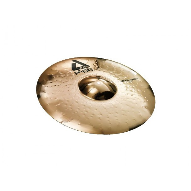 Paiste Alpha B Metal Crash 17""